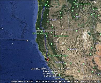 Section 1 Tectonic Plates Tara Goldman S Portfolio